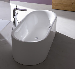 Bette Oval Steel Bath